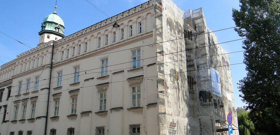 Niekończące się, miejskie remonty