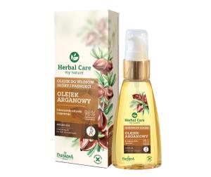 OLEJEK ARGANOWY Herbal Care